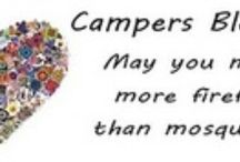 I love camps / Sayings that convey the joy of camp