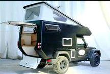 Bus, Motorhome, Camper, etc... / by Wooly Johnson