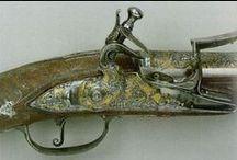 Muzzle Stuffers / Black powder Rifles and Pistols / by Wooly Johnson