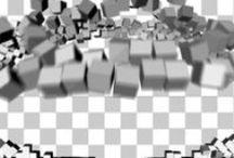 Alpha & Luma Matte Video Transition