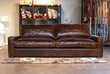 Discover our Best Sellers / A quick reference of the top selling Leather Furniture styles at homeloft's leather specific shop, LeatherGroups.com.