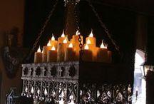 Enchantingly Gothic Decor / by Treasured_Life & Trinkets