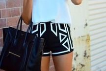 ✿ Shorts ✿ / It´s all about #Shorts #Outfit and #fashion