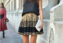 ✿ Skirts ✿ / It´s all about #skirts  #Outfit and #fashion