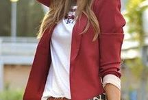 ✿ Blazer ✿ / It´s all about #blazer #Outfit and #fashion