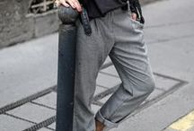 ✿ Trousers ✿ / It´s all about #trousers #Outfit and #fashion