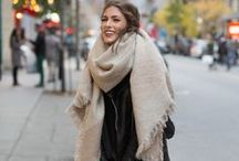 ✿ Scarves ✿ / It´s all about #scarves #Outfits and #fashion