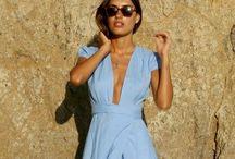 la mode, le style - printemps/été
