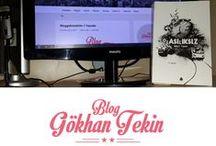 Kitaplar / Okunması gereken kitaplar http://www.bloggokhantekin.com