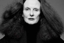 Grace Coddington / Art Director Vogue