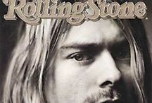 Rolling Stone / 1967 San Francisco ~ Jann Wenner and Ralph J. Gleason founded.