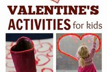Classroom Valentine's Day Ideas / Sweets, Treats, Educational Crafts + Games, and Classroom Decorating ideas that you and your students will love this Valentine's Day!
