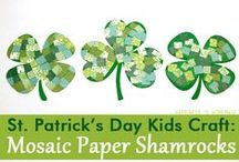 Classroom St. Patrick's Day Activites / We love these St.Patrick's Day classroom crafts, decorations and treat ideas!