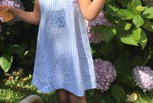 Couture : Jolies robes pour petites filles