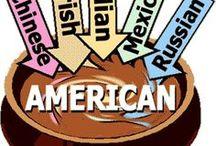 American Culture... / Culture in America!