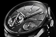 Men's Watches / Watches I wish I could afford to buy someday. / by Franklin Sloan