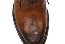 Men's Shoes / by Franklin Sloan