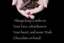 Chocola is altijd goed!