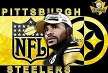 STEELERS & FAV PLAYERS of ALL SPORTS! / ALL SPORTS & PLAYERS I like..( not necessarily a favorite team, just the PLAYERS that I love that played on that team)..  / by T@Z J.