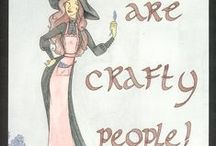 Witch Crafty  >^..^< / by Raven Queen