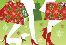 Holiday Girls Night Out / Our first ever Holiday Girls Night Out!  When:  Thursday, December 12th 5-9 pm  Where:  Downtown Excelsior