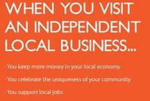 Shop Local Quotes
