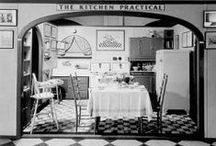 Lillian Gilbreth & Kitchen Design / Her motion studies have influenced kitchen design and our  Motion Minded Kitchen Designs.  / by Sam Clark Design