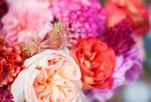 Bouquet de la mariée / The Bride's bouquet / La tête dans les Z'étoiles, Blog Inspirant. Décoration, Diy, Inspiration, Event.   http://leszetoiles.blogspot.fr #Inspiration #bouquet de la #mariée / #Bride's bouquet