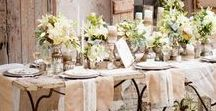 WA Inspiration: Decor / From your venue to your table setting, these ideas will inspire you.