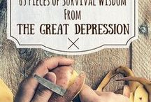 Be A Prepper / How to be prepared, for anything