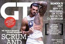 Stuart Reardon Official Magazine Covers & Content / Stuart Reardon Official Magazine Covers