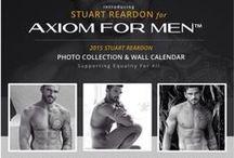 Stuart Reardon Official Advertising Campaigns