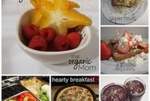 Quit Sugar Week One / Break the Sugar Addiction with Week One Menu Plan of getting sugar out of your body!