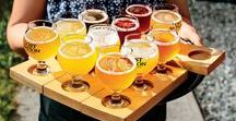 Beer & Wine Vacations / Travel destinations for beer lovers and wine lovers. Plus, plenty of romantic honemoon ideas for people who love beer and wine from all over the world.