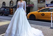 NEW YORK BRIDAL WEEK / Ruth Milliam Bridal Couture takes to the streets of New York during Bridal Week 2016 / NYBW / NYC / NYBFW