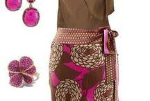 @Rimpelsteeltjes - bruin - tinten - women fashion / fashion
