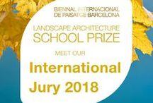 School Prize International Jury 2018