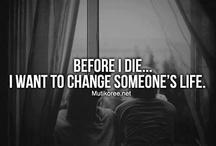 Before I Die ...  / { The ultimate bucket list }