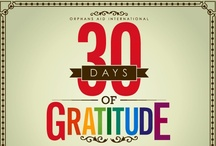 30 Days of Gratitude with Orphans Aid International
