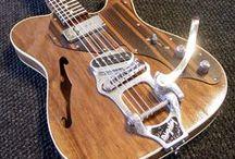Guitars / by Joao Lima