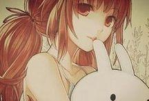 Anime Girls!!!