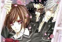Vampire Knight!!! / Fave character:1. Zero 2. Cain