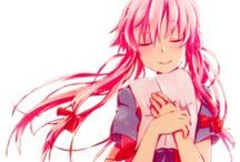 Mirai Nikki!!! / Fave character: Yuno