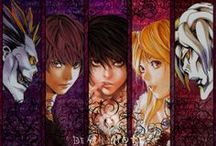 Death Note!!! / Fave character : L