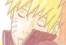 Naruto!!! / Fave character: 1.Gaara  2. Kakashi