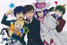 Ao No Exorcist!!! / Fave character: Yukio