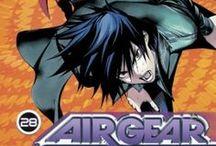 Air Gear!!!