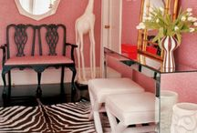 Pink Home / by Emjay