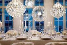 Luxury table & Centerpieces / Table de prestige