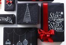 Emballage pour Noel